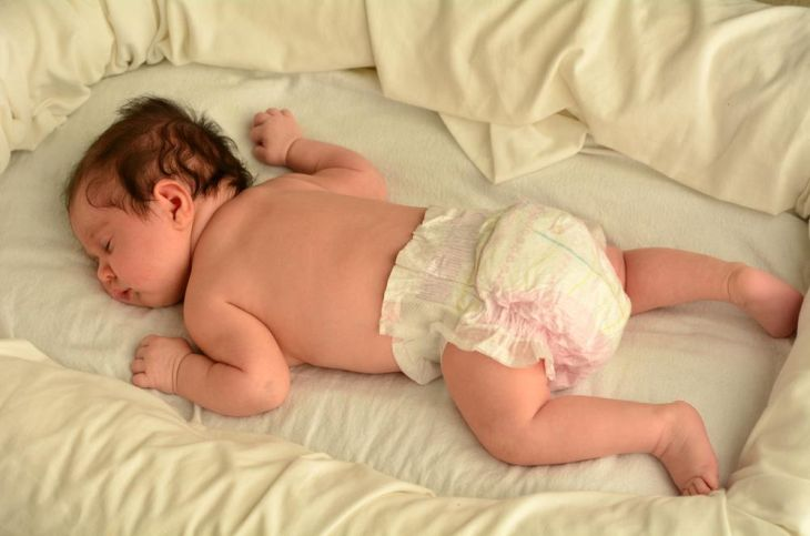 How To Adjust The Sleeping Posture For Baby