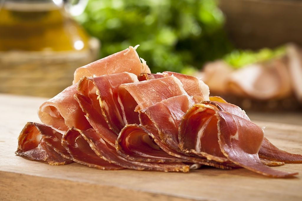 can i eat prosciutto while pregnant