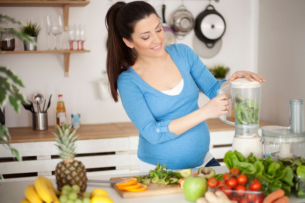important nutrients during pregnancy