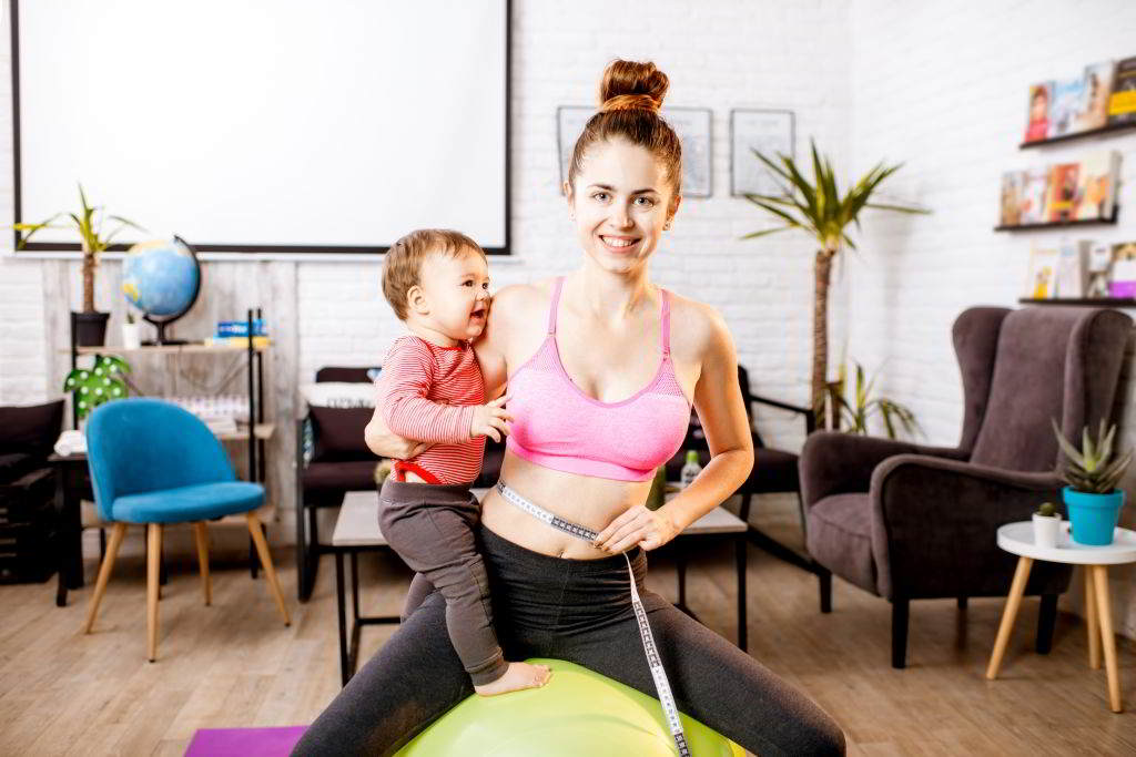 what moms should know about losing weight after pregnancy