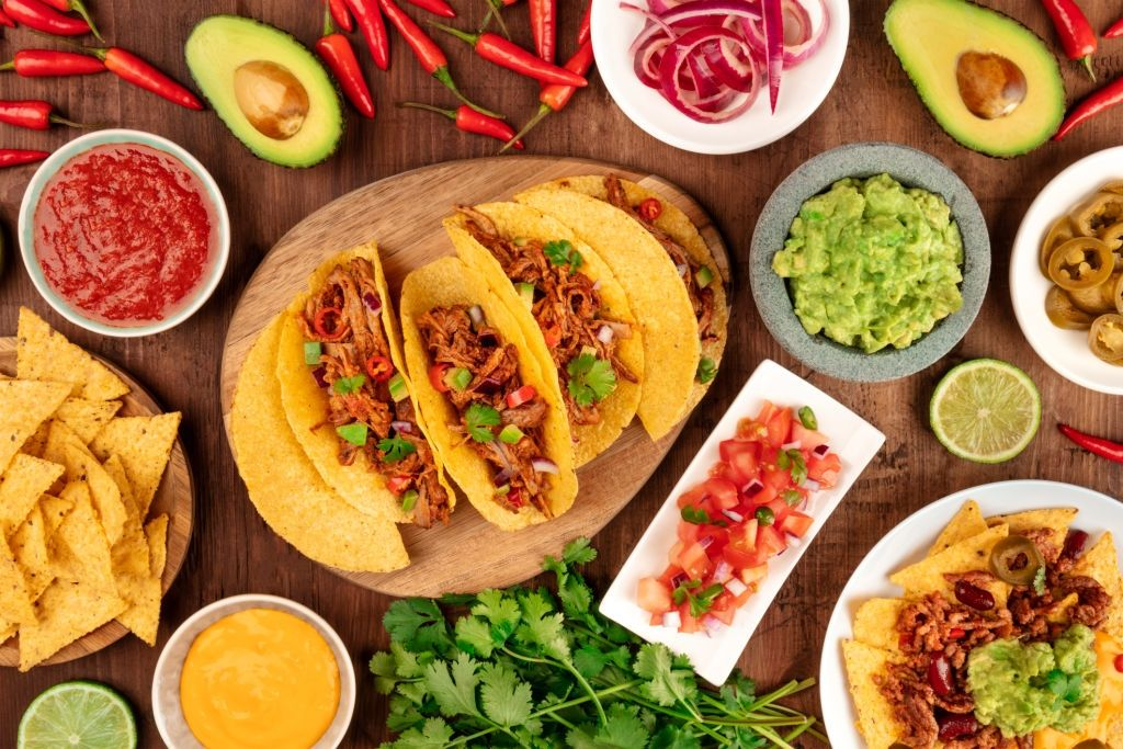 the basics of mexican food