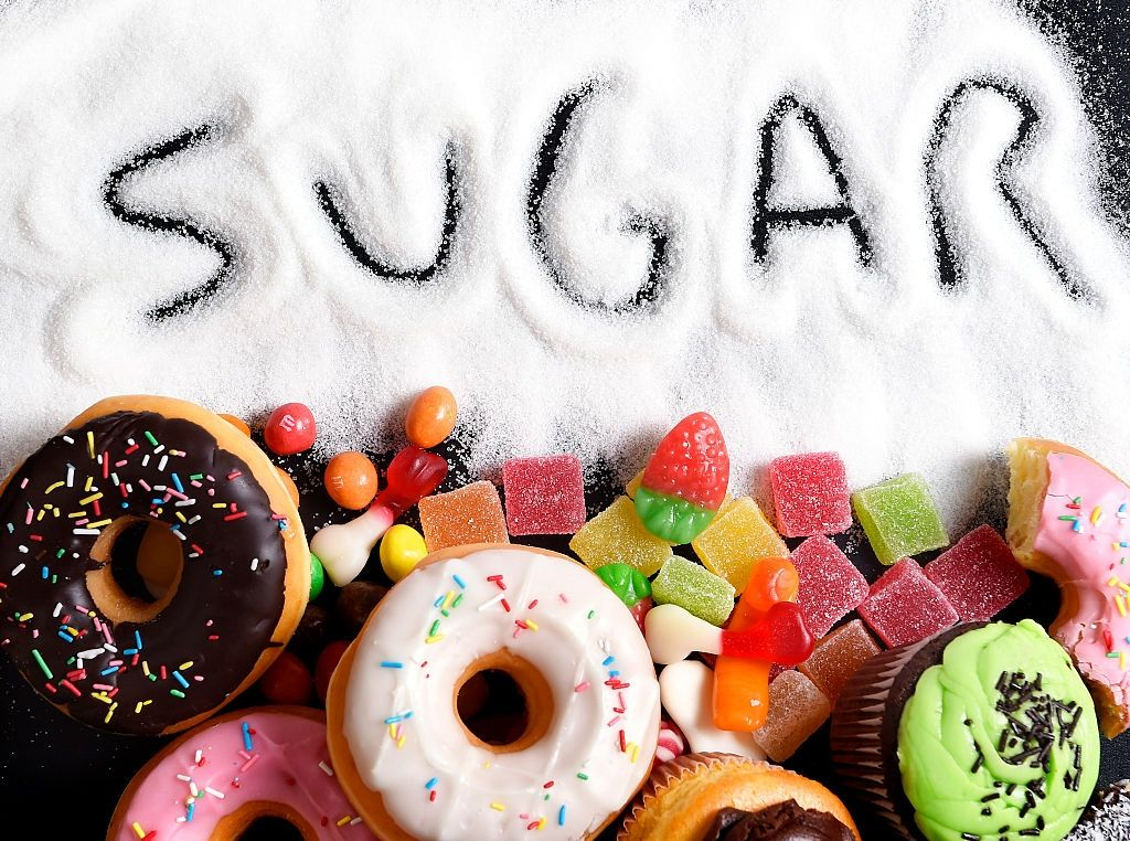 what you can do when you crave sweet food