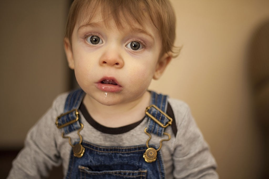why do babies drool