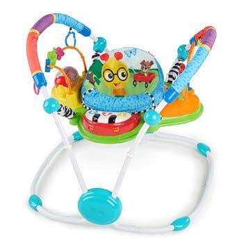 2. Best Activity Center Baby Jumper - Baby Activity Jumper Einstein Special Edition