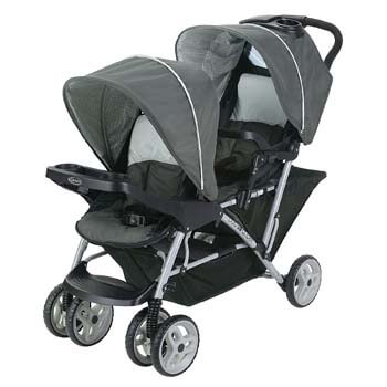 1. Graco DuoGlider Double Stroller