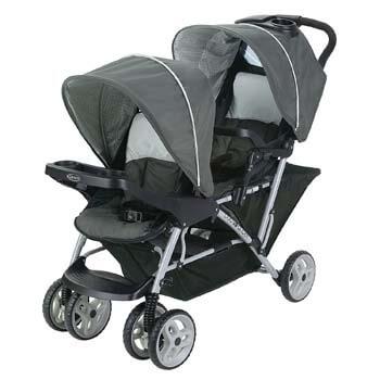 1. Graco DuoGlider Double Stroller