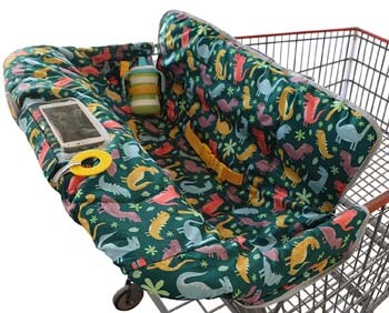 1. Suessie Shopping Cart Cover for Baby or Toddler