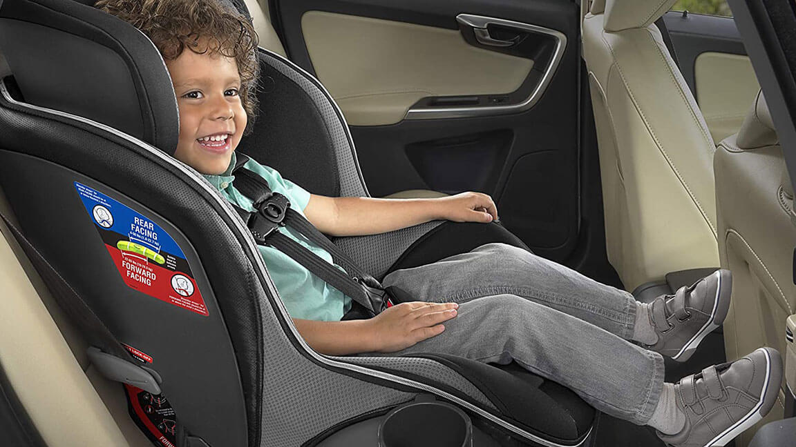 Top 10 Best Convertible Car Seats in 2020 Reviews ...
