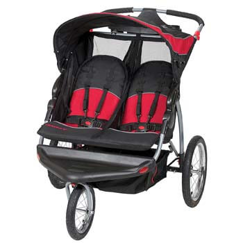 3. Baby Trend Expedition Double Jogger, Centennial