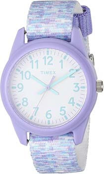4. Timex Girls Time Machines Analog Resin Watch