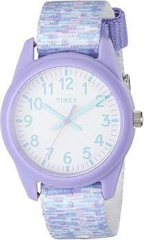 4. Timex Girls Time Machines Analog Resin Watch