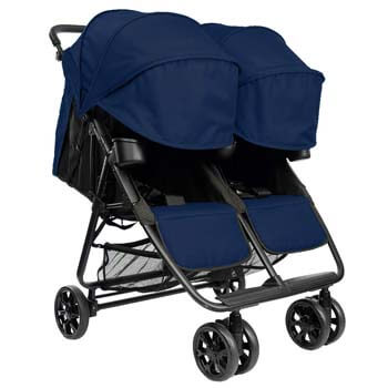 9. The Twin+ (Zoe XL2) - Best Double Stroller