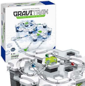 6. Ravensburger Gravitrax Starter Set Marble Run & STEM Toy