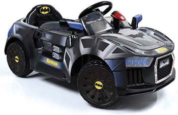 7. Hauck E-Batmobile Electric Ride-on 6V