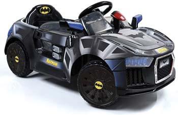 7. Hauck E-Batmobile Electric Ride-on 6V