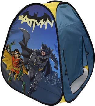 8. Sunny Days Entertainment Batman Pop Up Play Tent