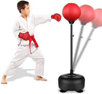 5. Rovtop Kids Punching Bag for Kids
