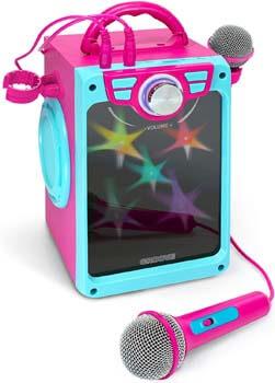 6. Croove Karaoke Machine for Kids
