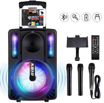 10. Karaoke Machine for Kids & Adults