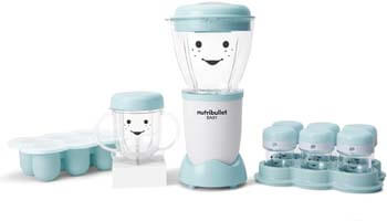 7. Baby Bullet food maker - Baby Care System
