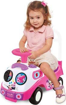 5. Kiddieland My First Minnie Ride On