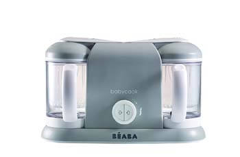 6. BEABA Babycook Plus 4 in 1 Steam Cooker and Blender