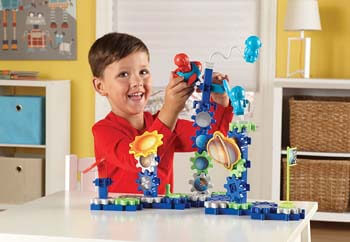 6. Learning Resources Gears! Gears! Gears! Space Explorers Building Set