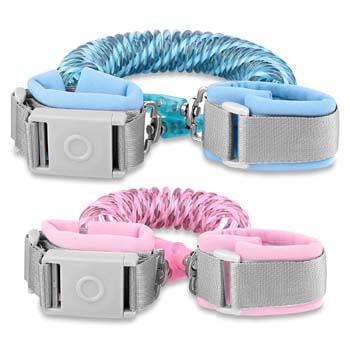 6. Betertek Anti Lost Wrist Link with Magnetic Induction Lock