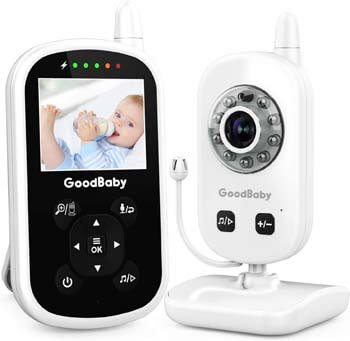 3. Video Baby Monitor with Camera and Audio