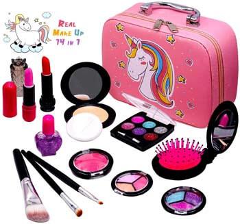 6. Sendida Washable Makeup Toy for Girls