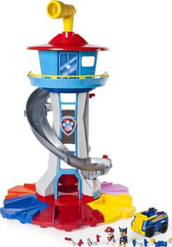 1. Paw Patrol - My Size Lookout Tower