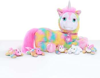 8. Puppy Surprise Unicorn Surprise Plush - Crystal, Multi-Color