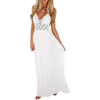 10. Lilbetter Women Beach Long Dress