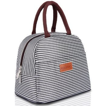 2. BALORAY Lunch Bag Tote Bag Lunch Bag for Women Lunch Box Insulated Lunch Container
