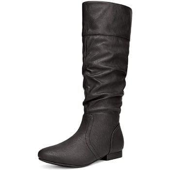 4. DREAM PAIRS Women's Knee High Boots