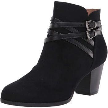 8. LifeStride Women's Jezebel Ankle Bootie Boot