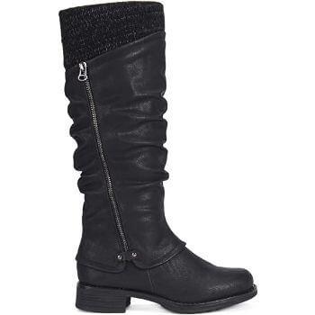 7. MUK LUKS Women's Bianca Boots Fashion