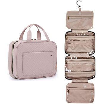 1. BAGSMART Toiletry Bag Travel Bag