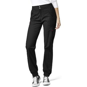 9. WonderWink Women's Zip Jogger Pant