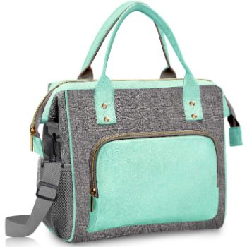 6. IDEATECH Lunch Bags for Women Insulated, Lunch Cooler Bag