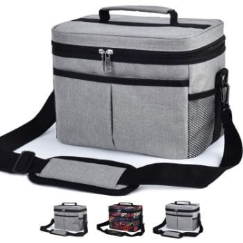 8. BEFULLA Lunch Bags for Women, Insulated Tote Bag